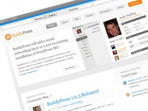BuddyPressの使い方