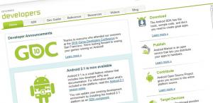Androidの開発環境を整えてみる(SDKインストール)